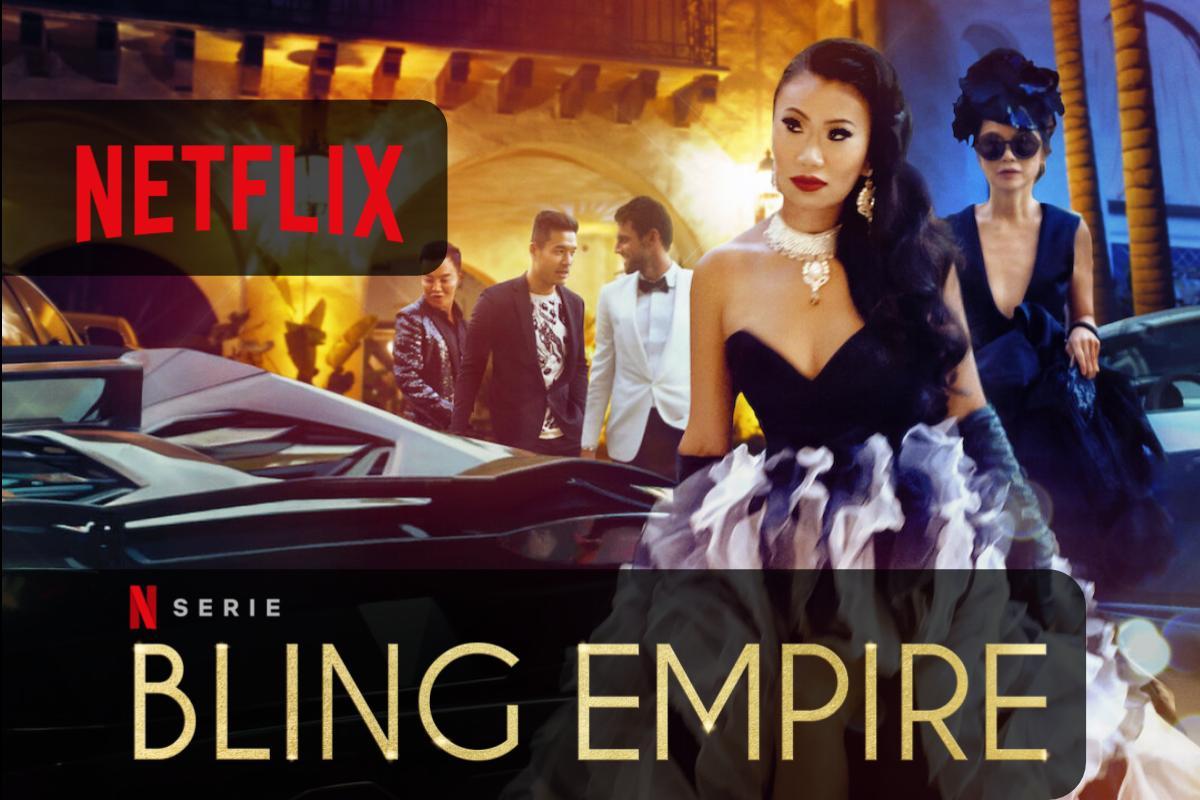 Bling Empire la nuova serie di Netflix che segue un gruppo di amici ultra ricchi a Los Angeles