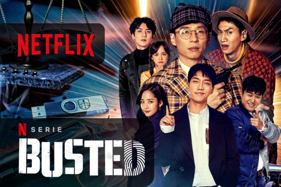 Busted! disponibile la stagione 3 su Netflix Tutto sulla serie sudcoreana