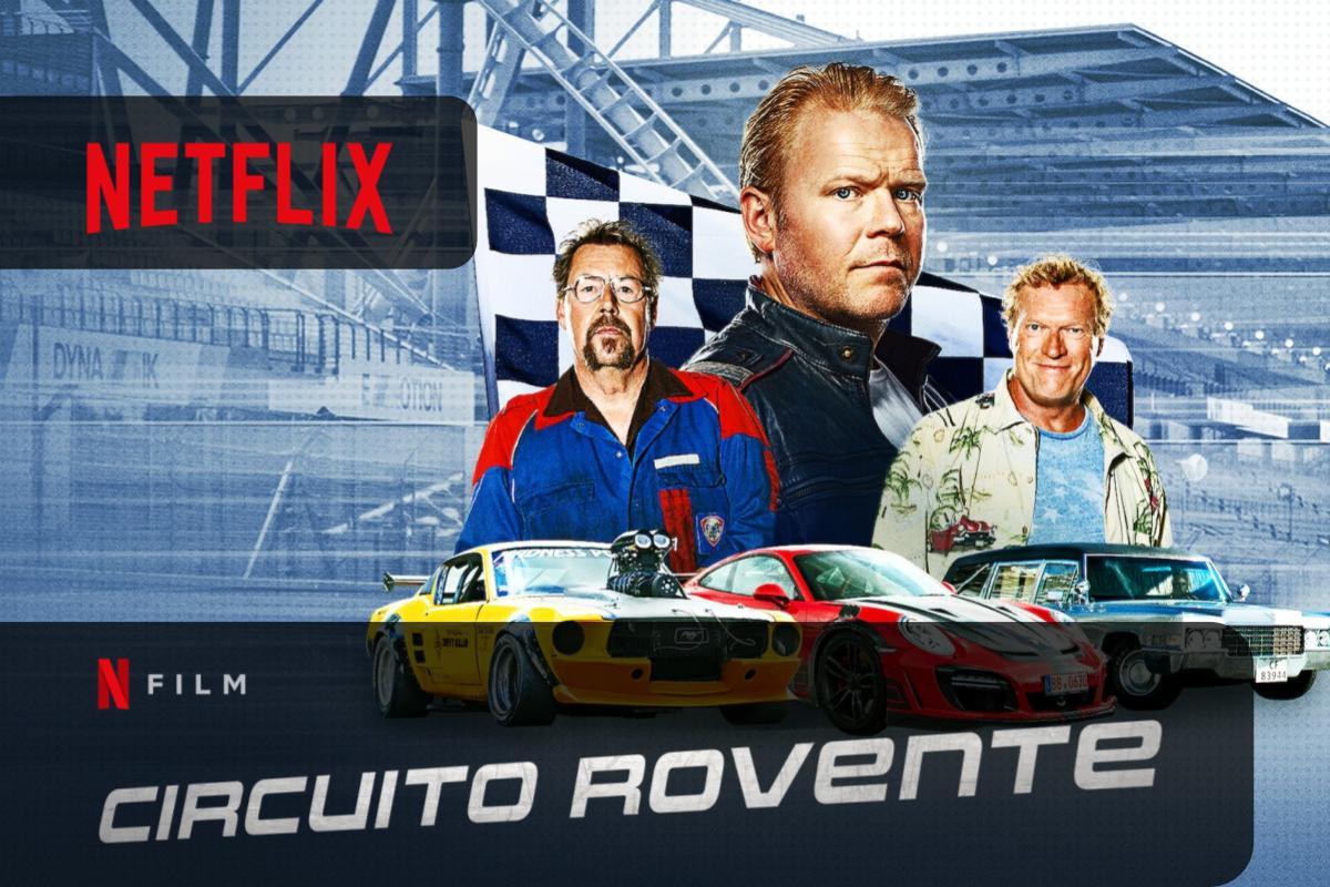 Circuito rovente su Netflix una nuova commedia d'azione