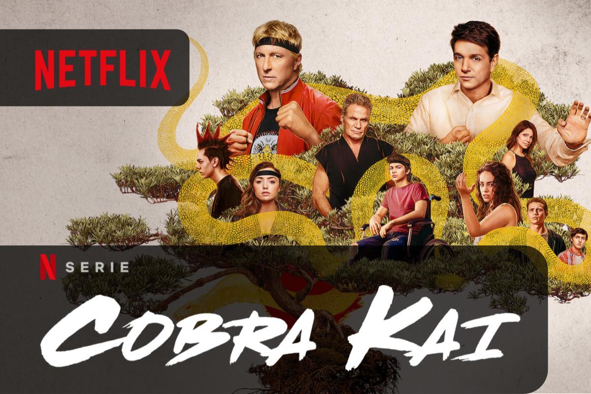 Cobra Kai guarda subito la stagione 3 su Netflix