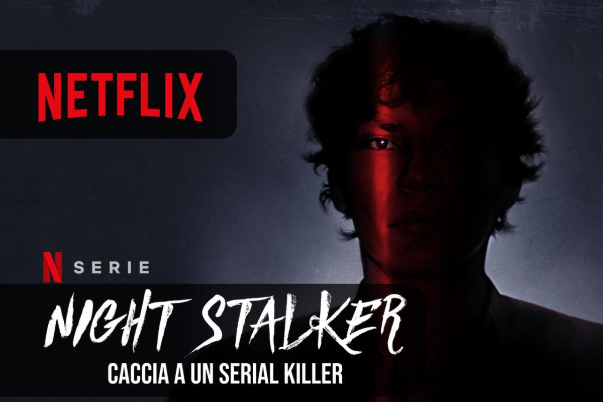 Disponibile da oggi Night Stalker: caccia a un serial killer solo su Netflix