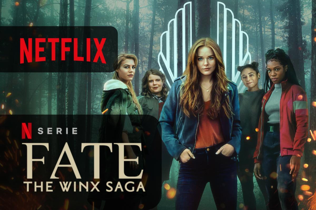 Fate: The Winx Saga su Netflix la Serie TV fantasy su Netflix