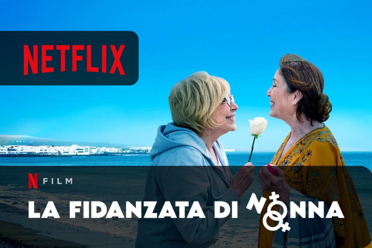 La fidanzata di nonna su Netflix l'ultimo film dell'attrice spagnola Rosa María Sardà