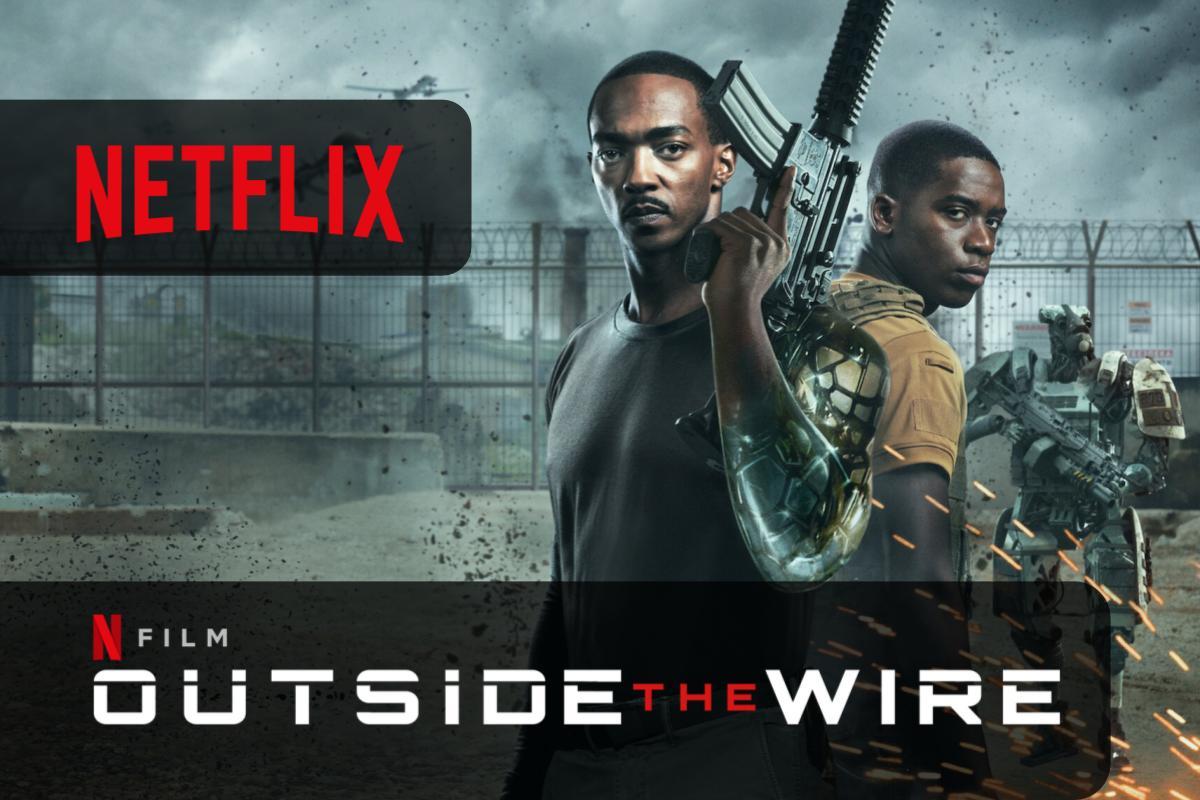 Outside the Wire un film d'azione ambientato nel 2036 solo su Netflix