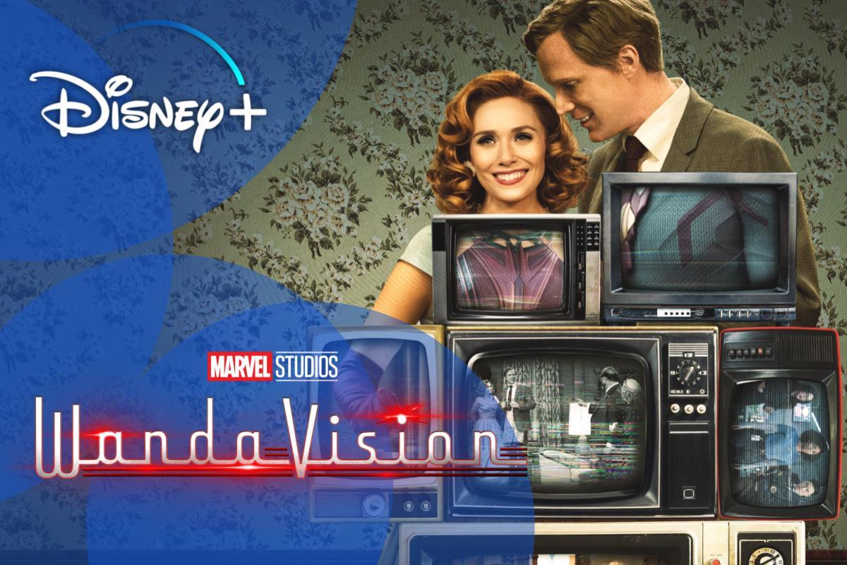 WandaVision disponibile da oggi in esclusiva su Disney+