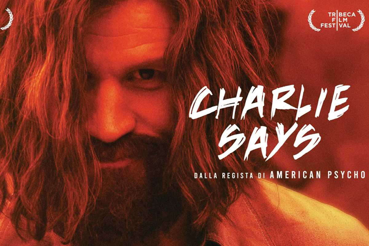 charlie says charles manson film amazon prime video