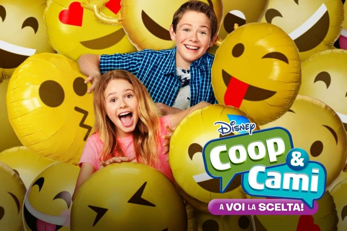 disney plus coop and cami a voi la scelta