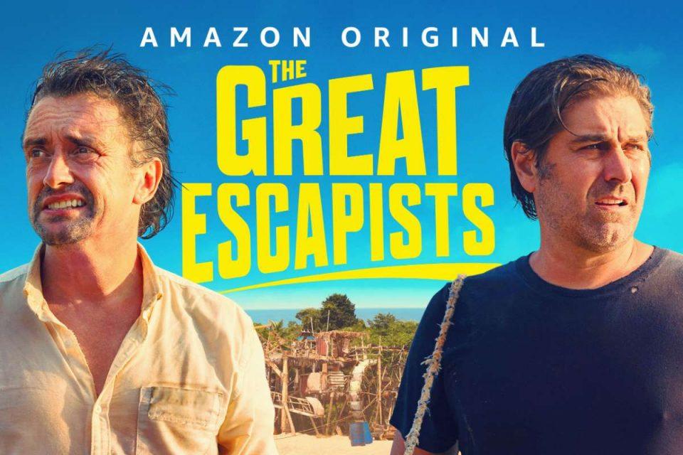 i grandi sognatori the great escapists amazon prime video