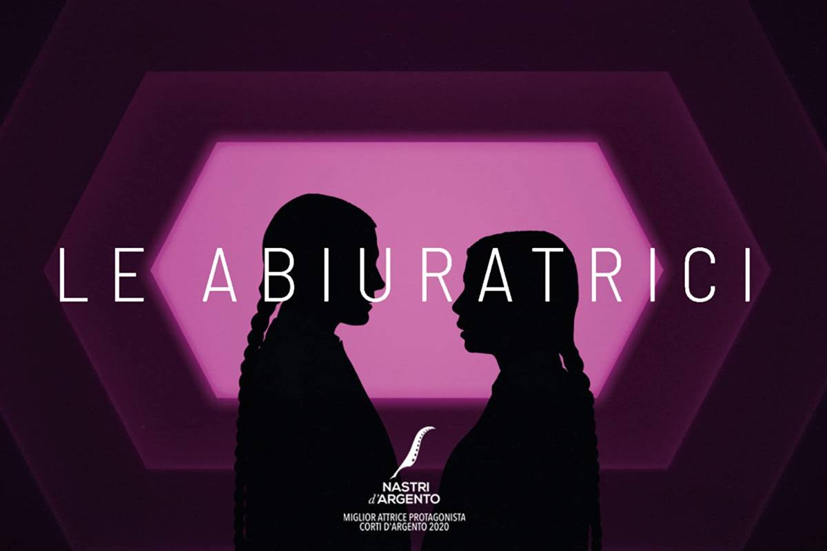 Le abiuratrici è un corto fantascientifico scifi italiano che arriva disponibile in streaming su Amazon Prime Video. Il cortometraggio è del regista Antonio De Palo.