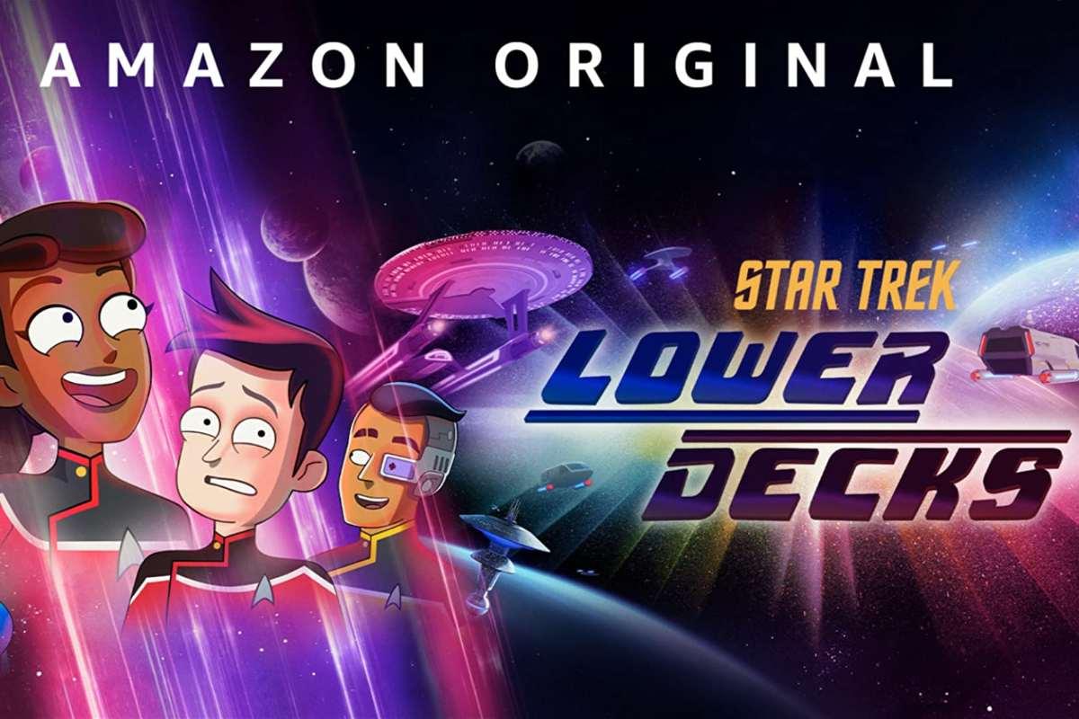 star trek lower decks serie amazon original prime video
