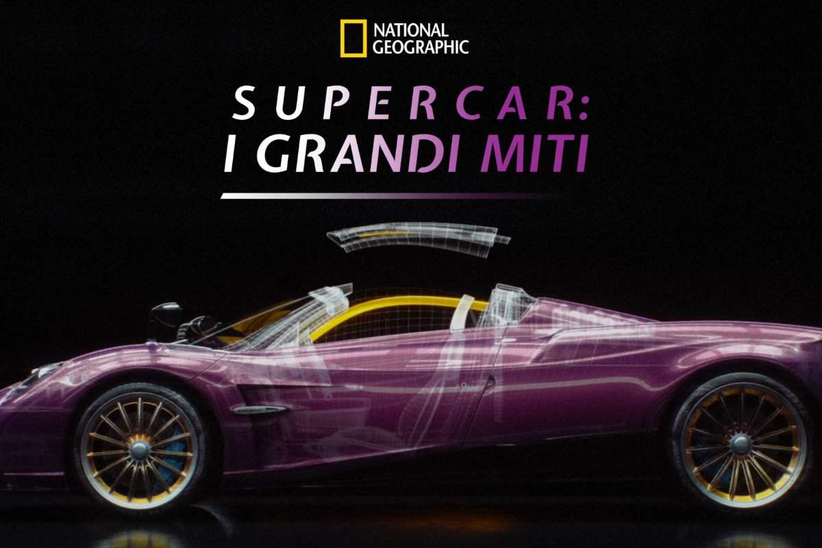 Supercar: I grandi miti la serie National Geographic su Disney+