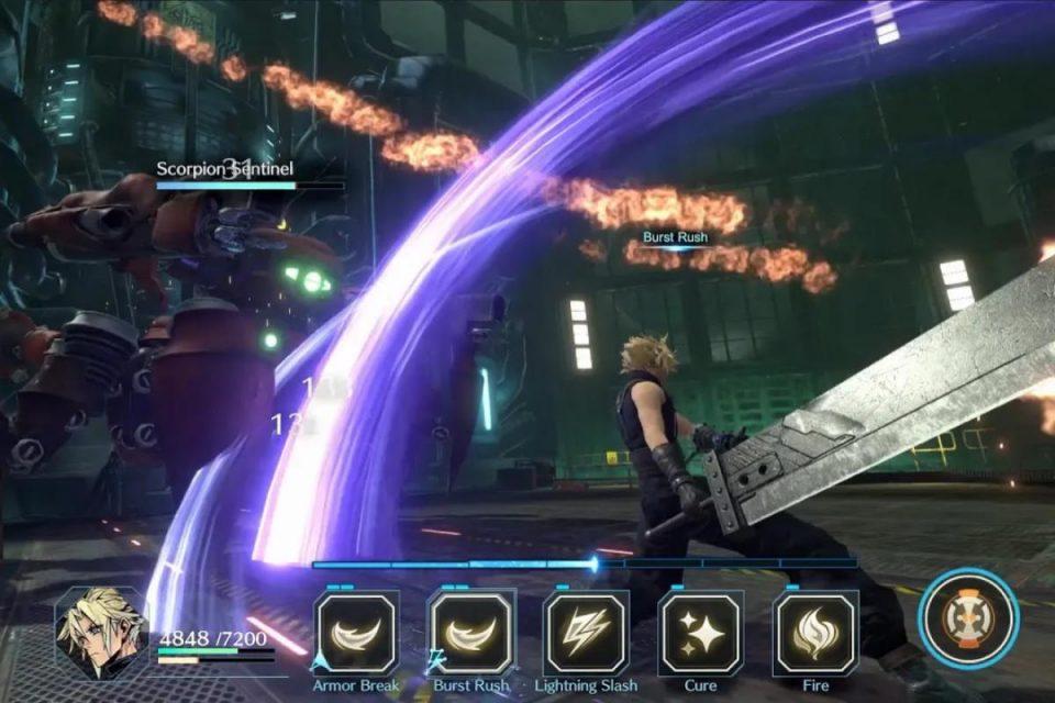 "Annunciati ""Final Fantasy VII The First Soldier"" e ""Final Fantasy VII Ever Crisis"" per iOS e Android"