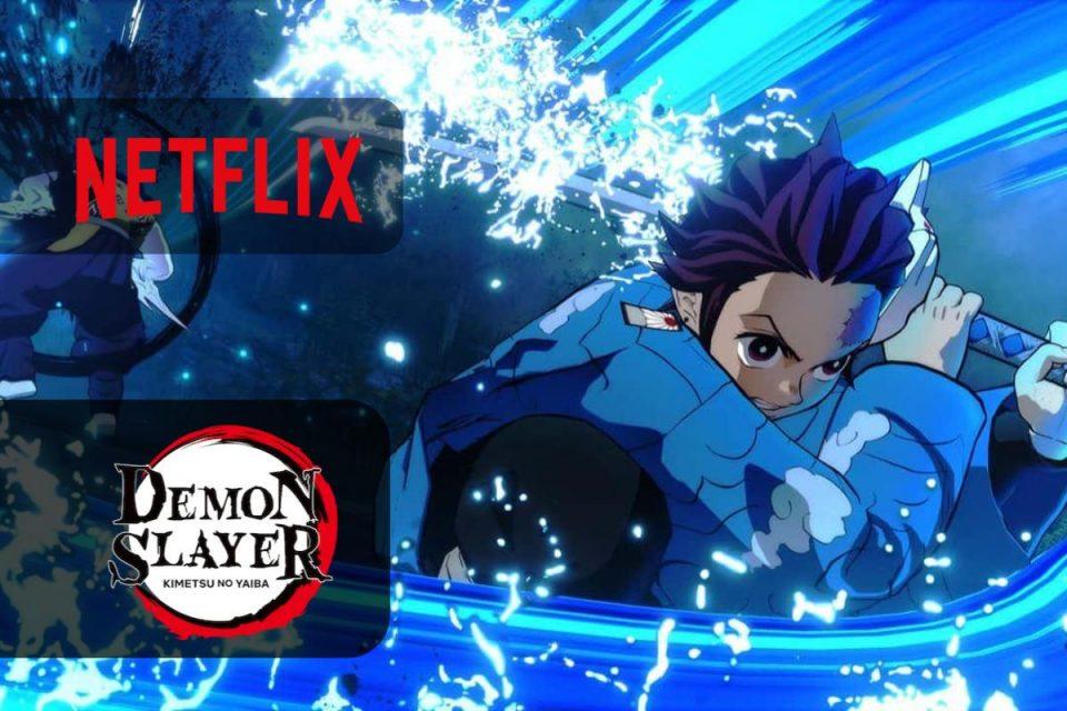 Demon Slayer data di uscita della stagione 2 su Netflix