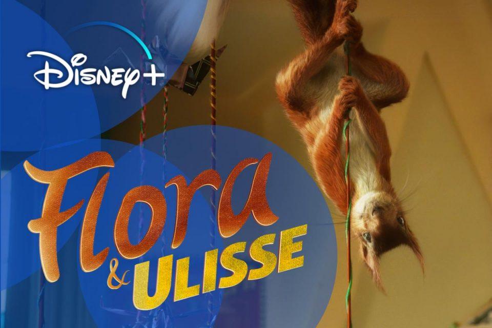 Flora e Ulisse un film con un insolito supereroe da oggi solo su Disney+