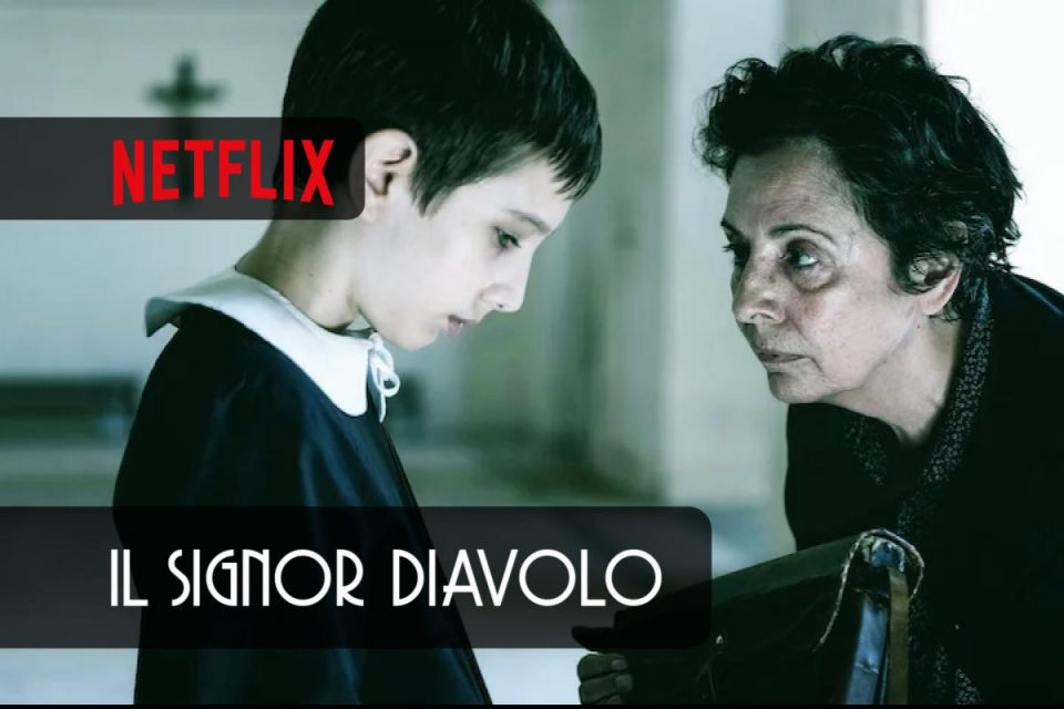 Il signor Diavolo disponibile da oggi il nuovo film Horror su Netflix