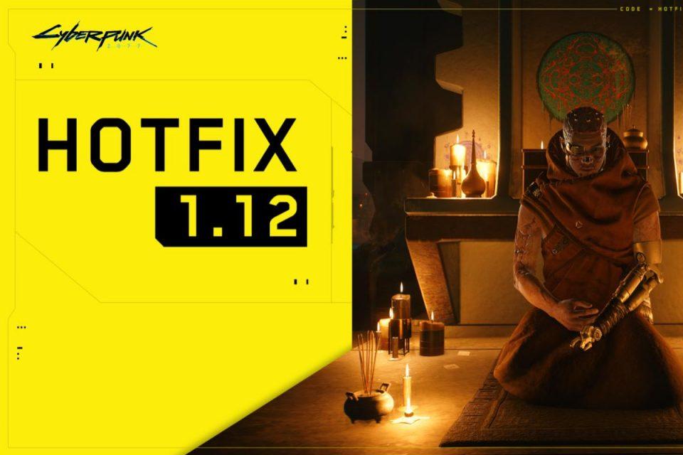 L'aggiornamento di Cyberpunk Hotfix 1.12 risolve gravi problemi di sicurezza nelle mod per PC