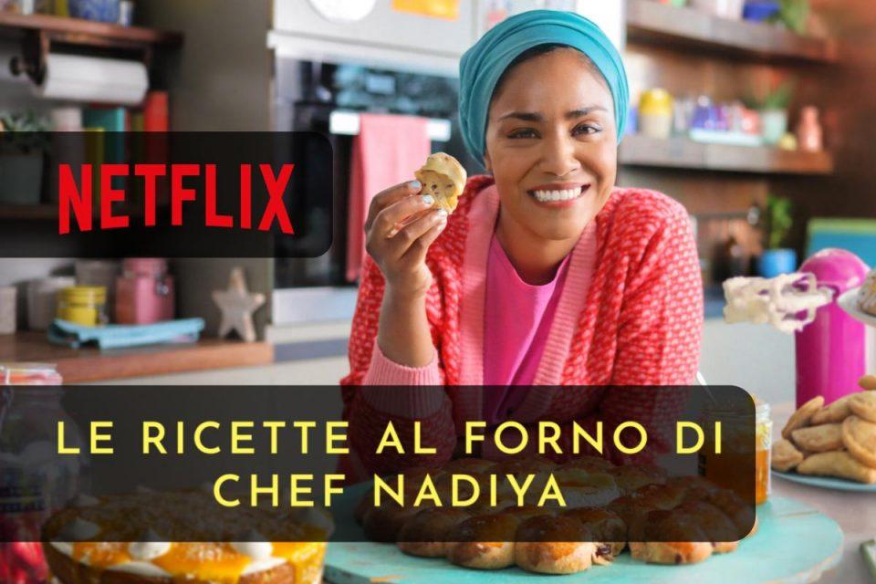 Le ricette al forno di chef Nadiya la Serie con la vincitrice di The Great British Bake Off