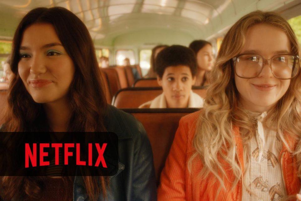 L'estate in cui imparammo a volare Disponibile da oggi solo su Netflix
