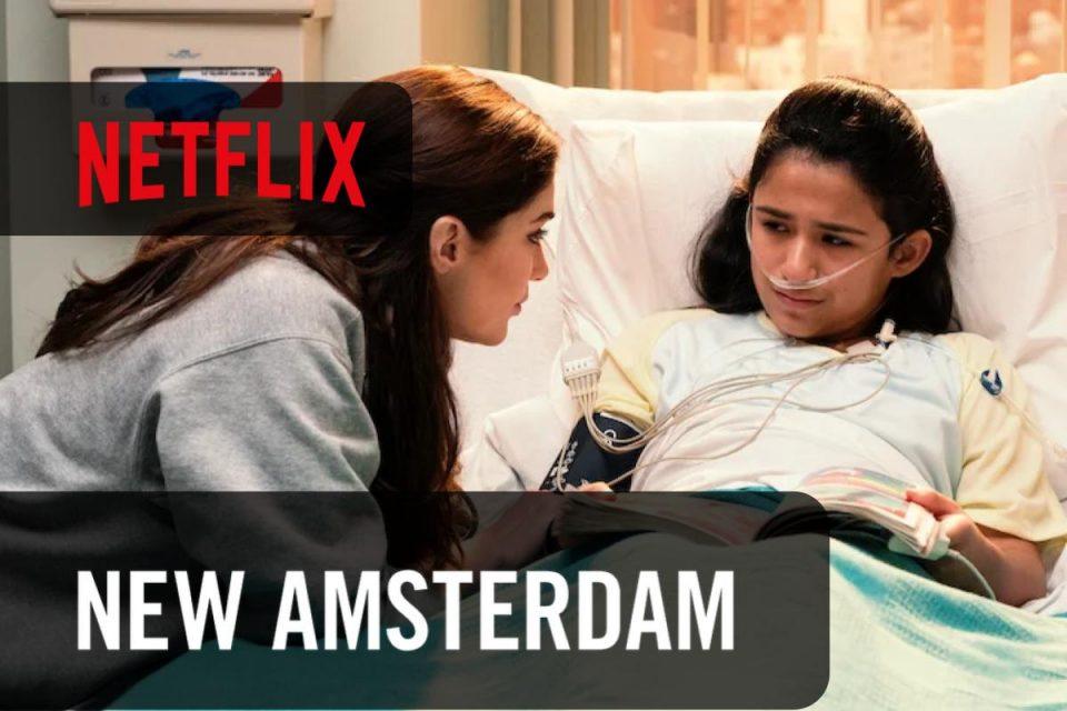 New Amsterdam la prima stagione disponibile su Netflix