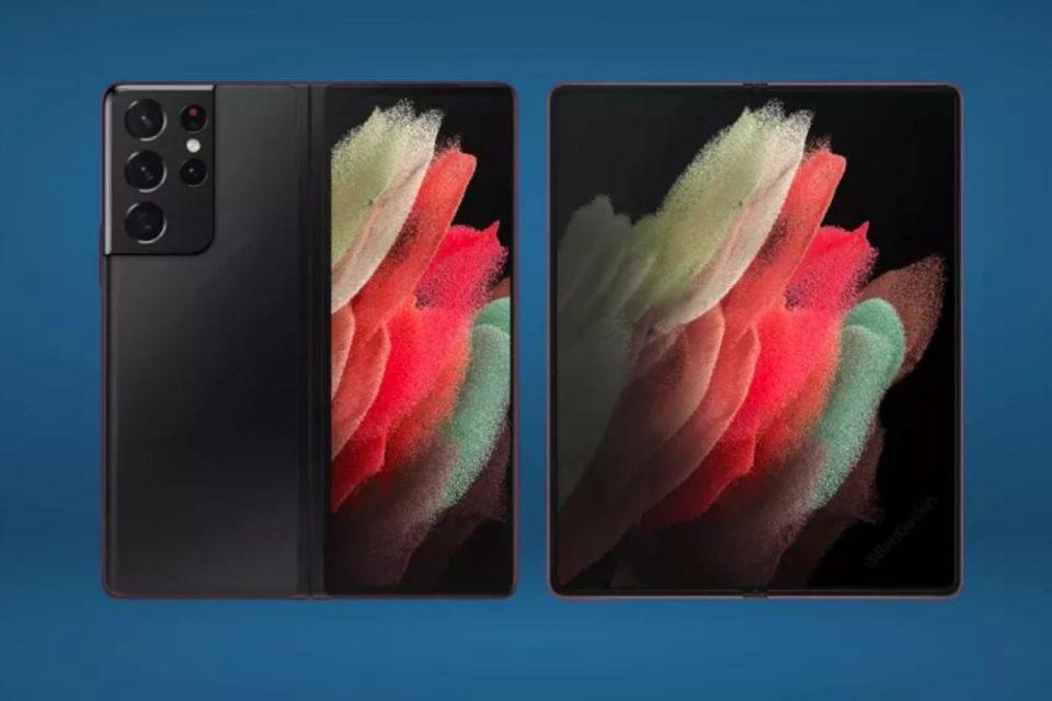 Samsung Galaxy Z Fold 3 arriverà con la fotocamera sotto il display