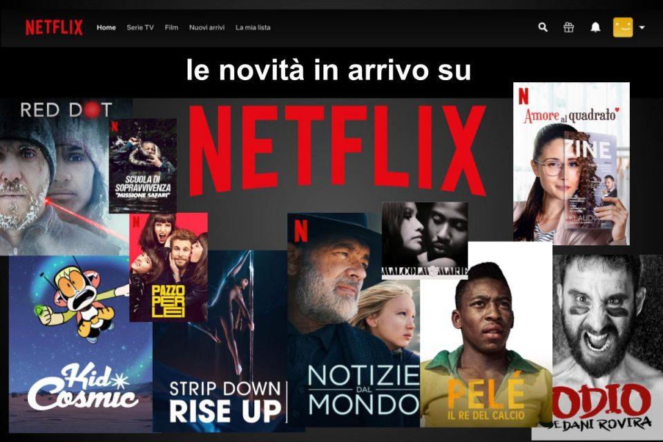 Tutte le novità di febbraio disponibili su Netflix. La lista completa