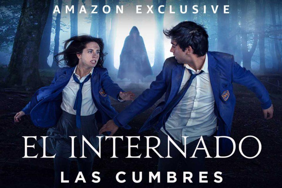 el internado las cumbres amazon exclusive prime video serie tv