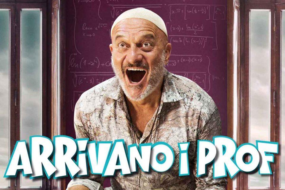 film commedia italiana arrivano i prof