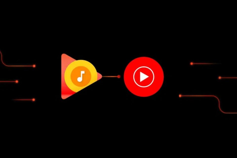 google play music youtube music chiude