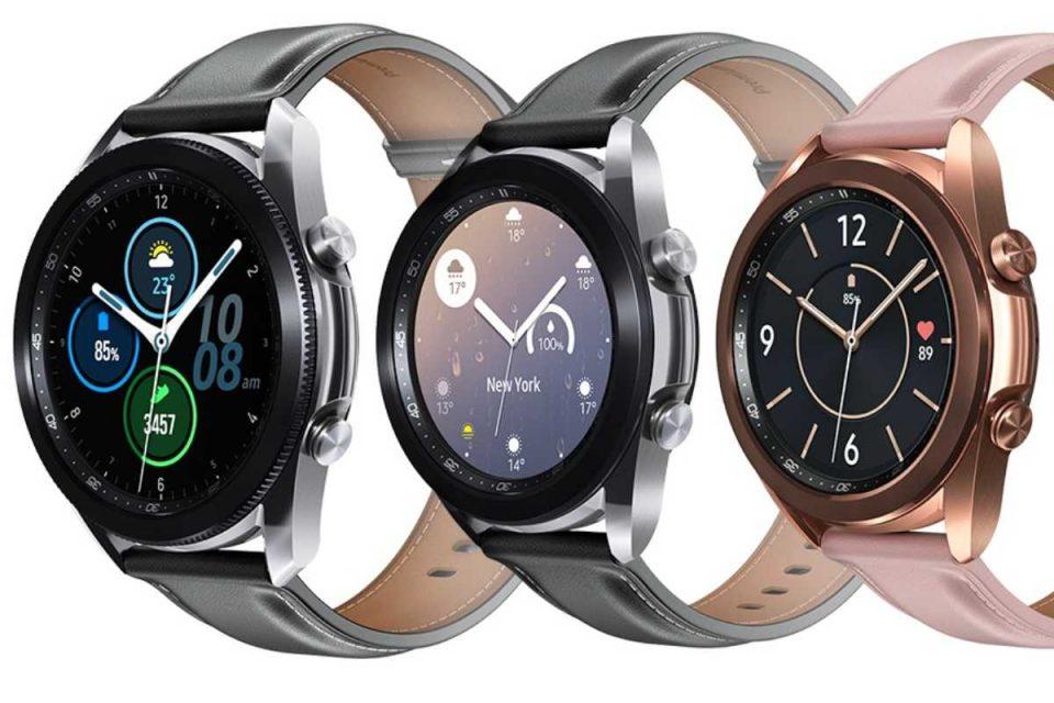 samsung galaxy watch 3 nuove funzioni