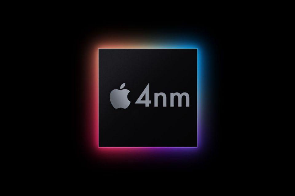 Apple ordina la produzione di chip da 4 nm per i Mac di nuova generazione