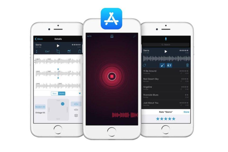 Apple ritira ufficialmente l'app Memo musicali da App Store