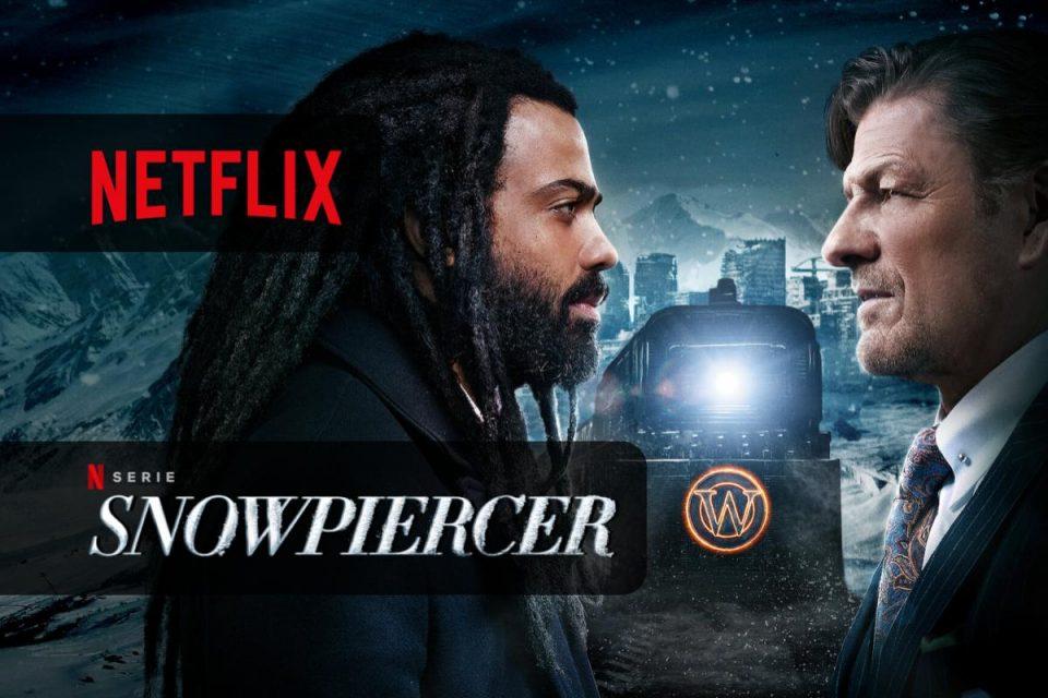Arriva oggi il finale di stagione della serie Snowpiercer ci sarà una stagione 3 su Netflix