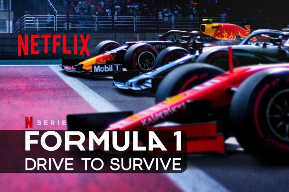 Formula 1: Drive to Survive arriva oggi la terza stagione su Netflix