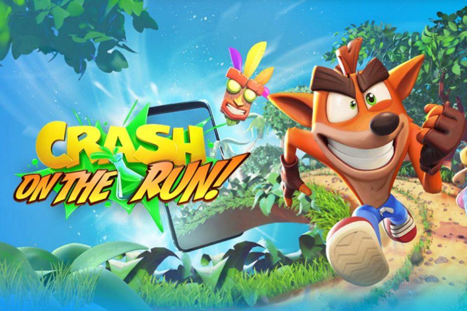 Crash Bandicoot: On the Run! disponibile ora per iPhone e iPad