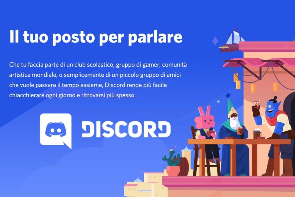 Discord è in vendita per oltre 10 miliardi di dollari