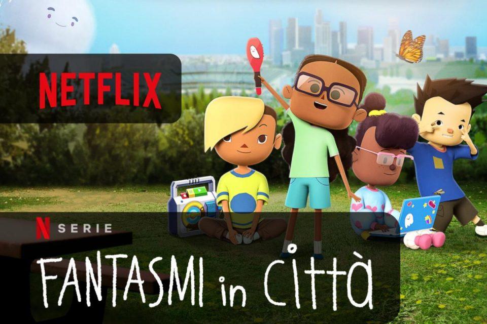 Fantasmi in città su Netflix l'avventura che ti porterà in giro per Los Angeles