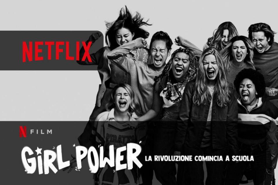 Il nuovo film Netflix Girl power - La rivoluzione comincia a scuola