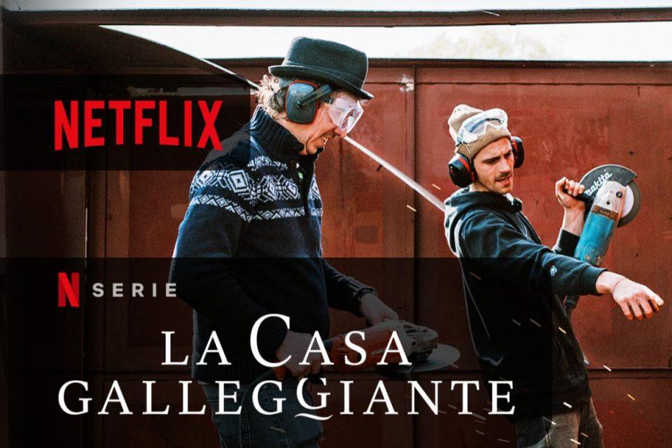 La casa galleggiante arriva su Netflix la prima stagione
