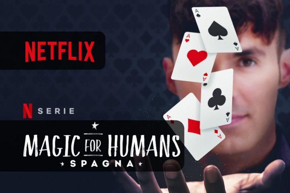 Magic for Humans: Spagna con l'illusionista Mago Pop che si aggira per le strade di Barcellona