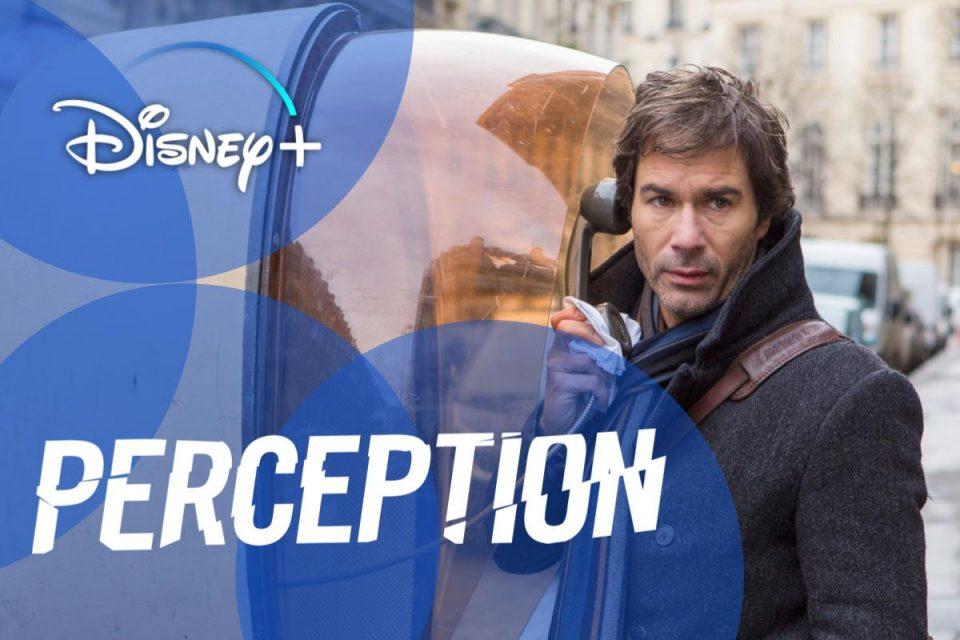 Perception disponibili le tre stagioni complete su Disney+