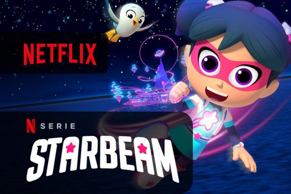 StarBeam la supereroina torna su Netflix con la stagione 3