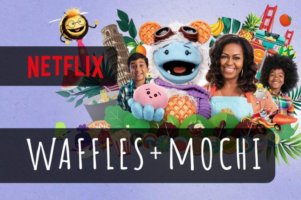 Waffles + Mochi con Michelle Obama disponibile su Netflix