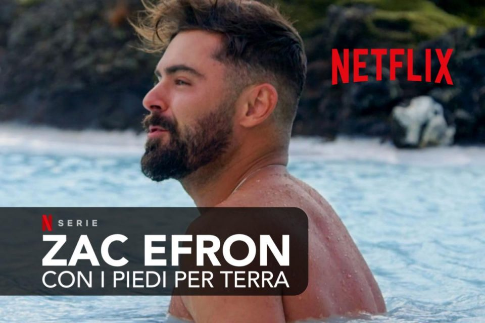 Zac Efron: con i piedi per Terra iniziata la produzione della seconda stagione