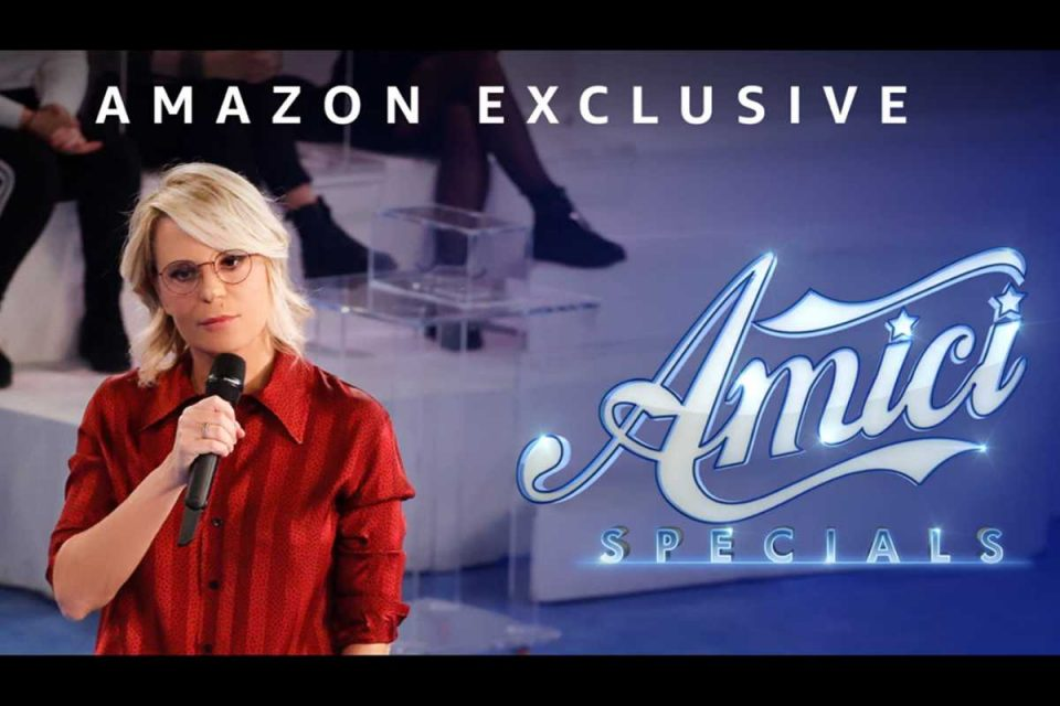 amici specials amazon prime video exclusive