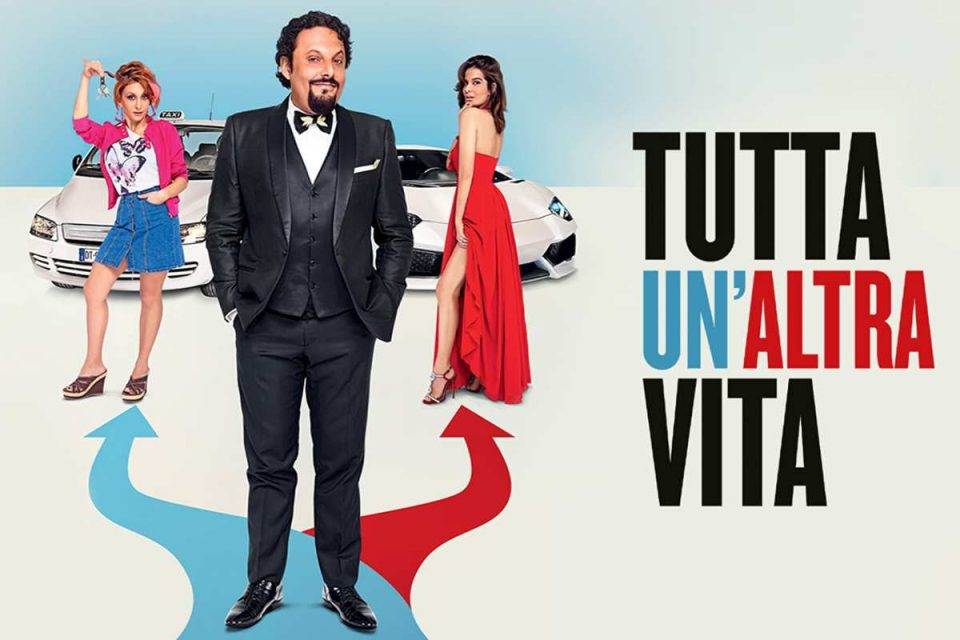 film tutta un'altra vita brignano amazon prime video