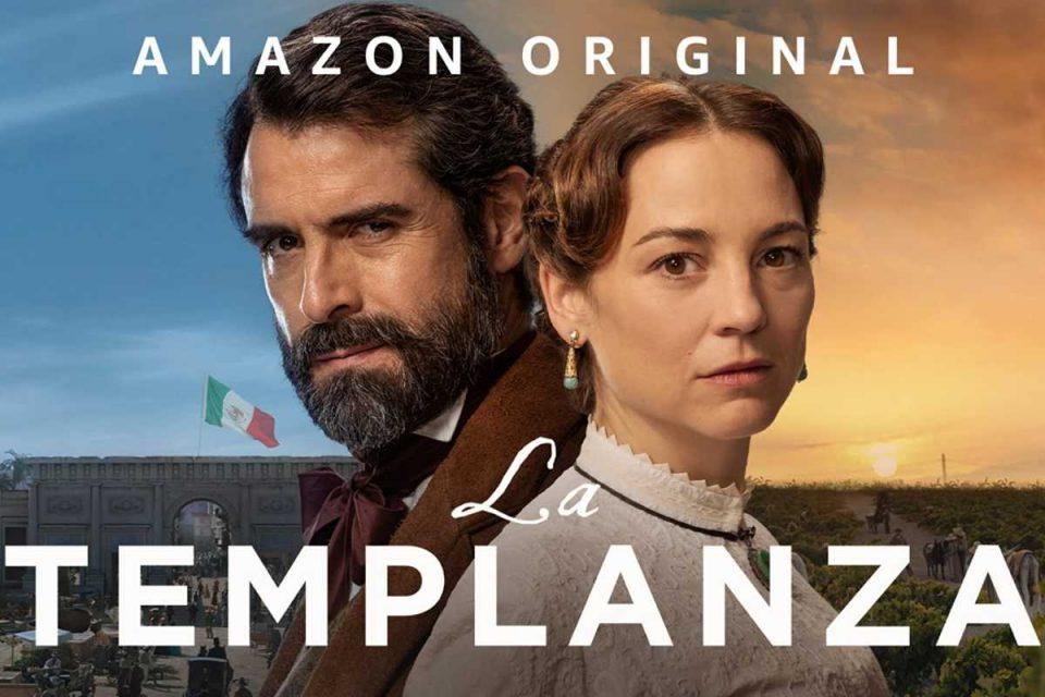 la templanza serie spagnola amazon prime video