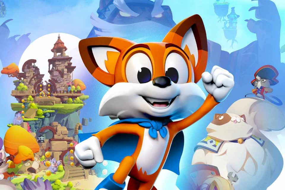 new super lucky's tale game xbox pc ps