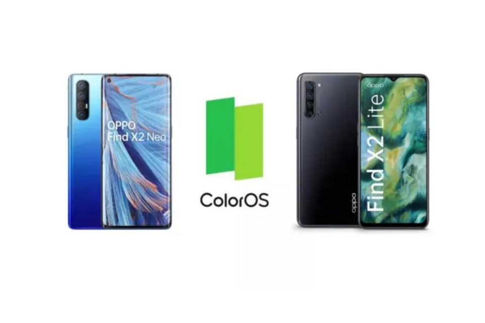 oppo find x2 color os 11 android