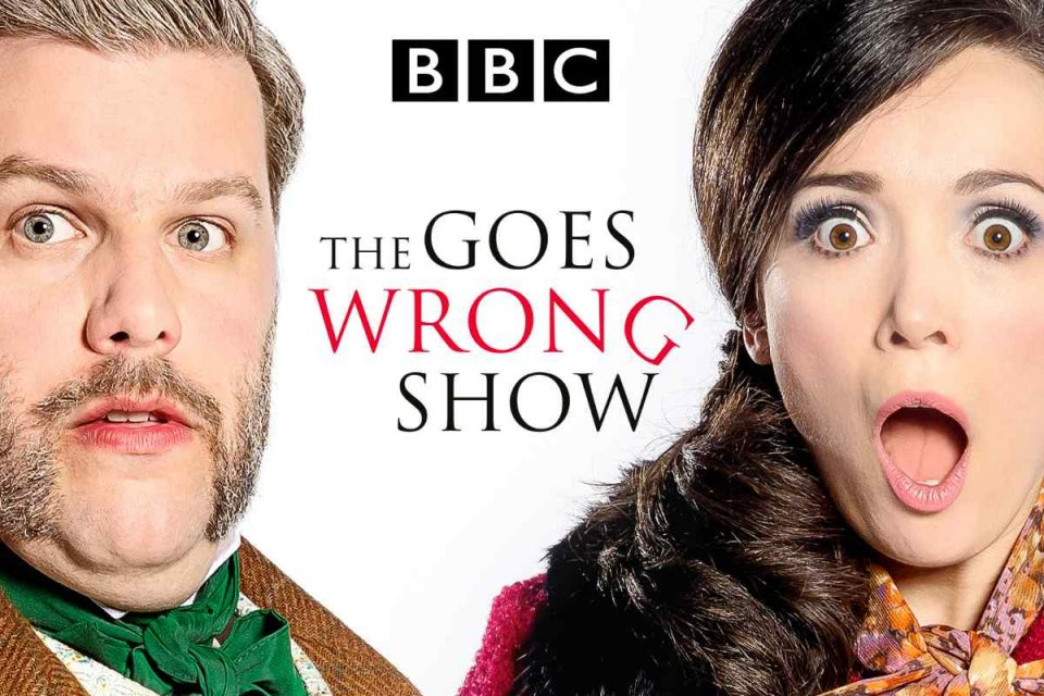 the goes wrong show serie amazon prime video