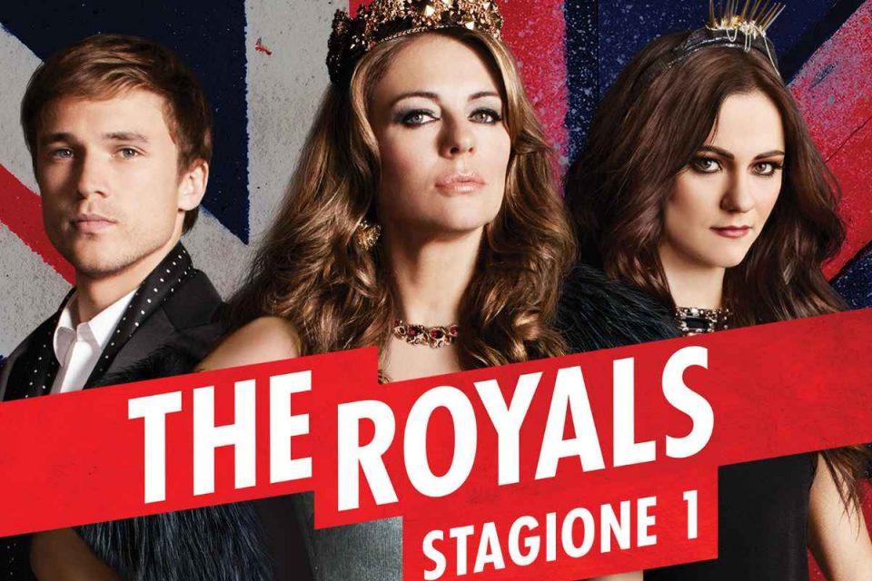 the royals stagione 1 amazon prime video
